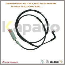 REAR AXLE BRAKE PAD WEAR SENSOR OE# 34356762253 34356789445 for BMW E90 316 318i 320i 318d 320d