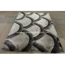 High Quality 3D Polyester Modern Shaggy Carpets