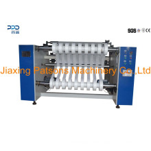 Non Woven Cloth Roll Slitting Rewinding Machinery