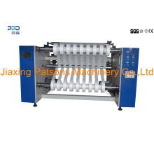 Rolo de tecido não tecido Slitting Rewinding Machinery