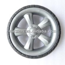 "10""x 2"" 10 inch wide plastic baby stroller wheel"