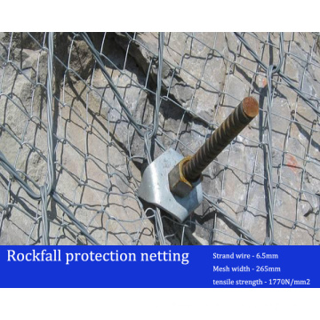 Rockfall Stabilization Protection Mesh/Netting