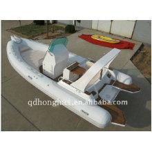 CE горячие надувная ПВХ или Hypalon RIB680A лодка 2011 теперь