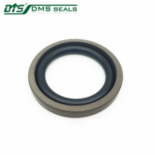 bronze PTFE piston glyd ring for industrial seal GSF
