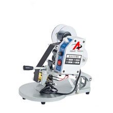 Manual batch coding machine DY8  expiry date printer