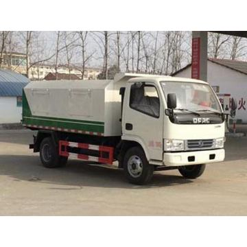 DFAC Kaipute 5-7Tons Sealed Garbage Truck