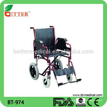 Cheap custom wheelchair BT974 Made in China