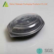 खाद्य भंडारण के लिए lids के साथ प्लास्टिक के कंटेनर खाली