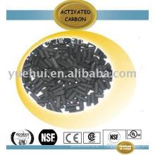 Carbone Activé Cylindrique pour la Purification de l'Air