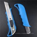 Универсальный нож 18 мм с пластиковой ручкой