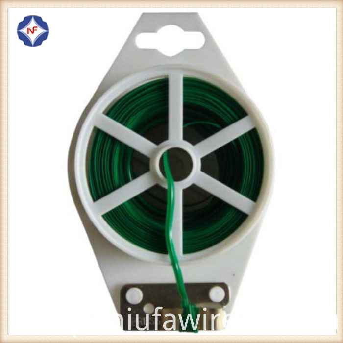 twist tie wire with cutter