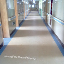 Professional Homogeneous PVC Medical and Laboratories Floor with 3mm