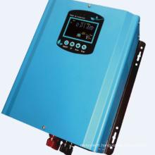 Onde sinusoïdale pure de 500W 800W 1000W 1500W 2000W 3000W outre du système d'inverseur solaire de grille