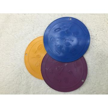 Napperon imprimé en gel de silice imprimé