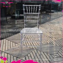 Chiavari chaise de mariage assise