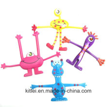 2016 New Monster Bendables Bendable Figure Toys for Children