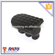 For off road motorcycle high quality foot rest rubber