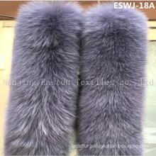 Natural Fox Scarf Eswj-18A