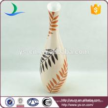 Cerâmica Vaso Plantando Design