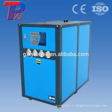 China máquina de inyección de uso industrial enfriador con agua sin refrigerante esc
