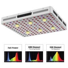 COB Led élèvent la lumière pour la culture hydroponique à effet de serre