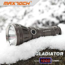 Maxtoch gladiateur Super Bright LED lampe de poche lumière Base magnétique
