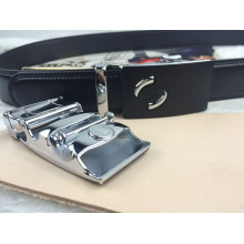 Holeless Leather Belts for Men (RF-160603)