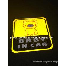 Safety Warning Sticker