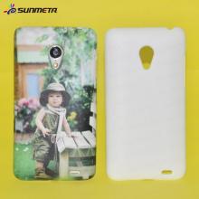 Cubiertas del teléfono celular de la sublimación 3d para xiaomi