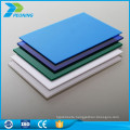 Latest Fashion top sell 25mm lexan polycarbonate twin wall sheet life expectancy price