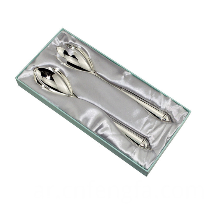 Zinc Alloy Spoon and Fork Set
