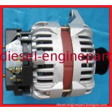 Silver 6ct Cummins Engine Generator / Alternator , C4930794 , C3415691