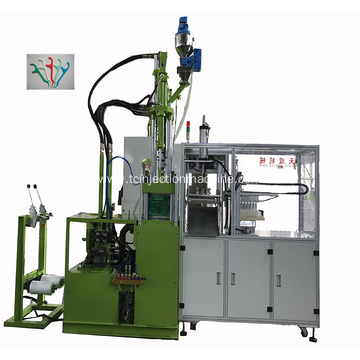 Plastic Dental Floss Toothpick Injection Moulding Machine
