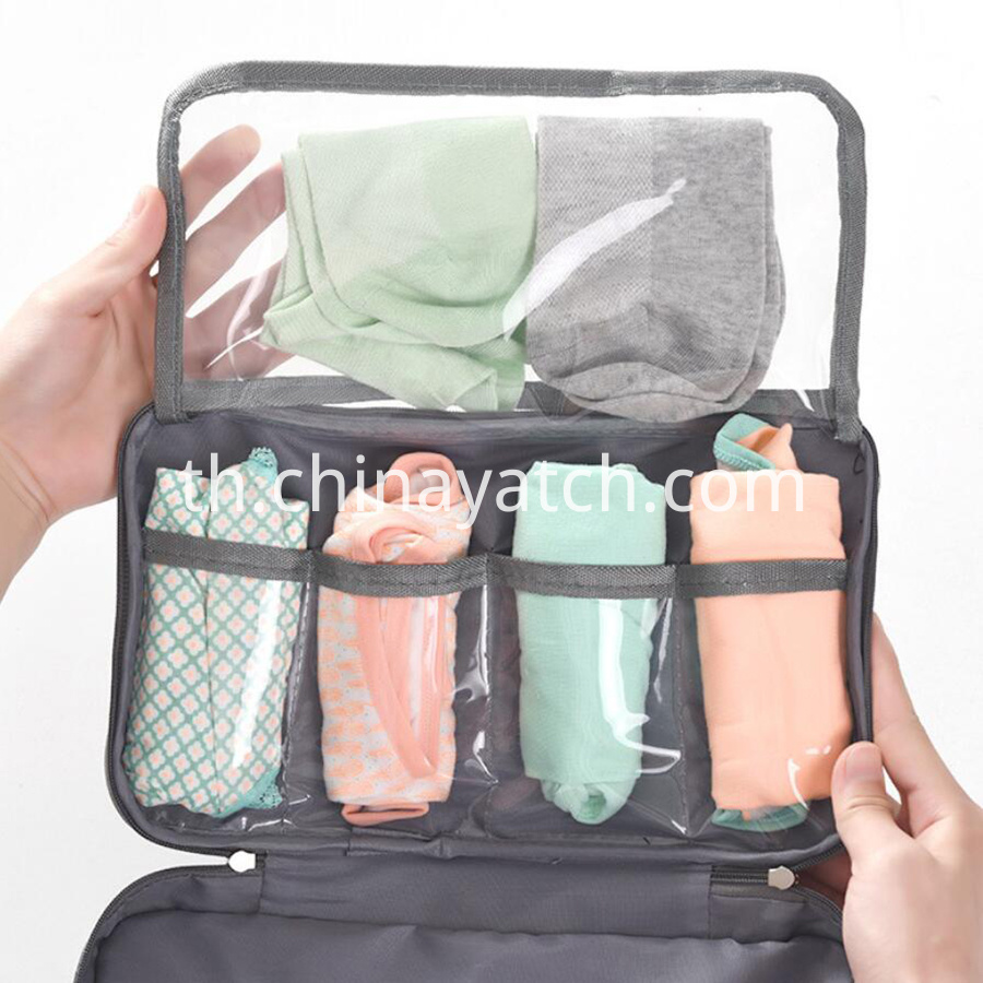 Underwear Travel Bag