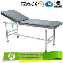 Hydraulisches tragbares medizinisches Untersuchungs-Bett mit der Funktion von oben angehoben
