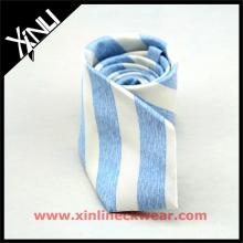 Silk Linen Blended Jacquard Tela Para De Seda Corbatas