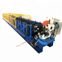 Galvanized Steel Square Downspout Roll Forming Machine