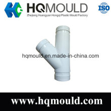 Plastic Injection Mould for Equal Tee Pipe Plastic Injection Mould