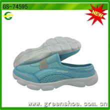 Venda a atacado sapatos de senhora Casual Sport (GS-74595)