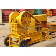 small mobile crusher