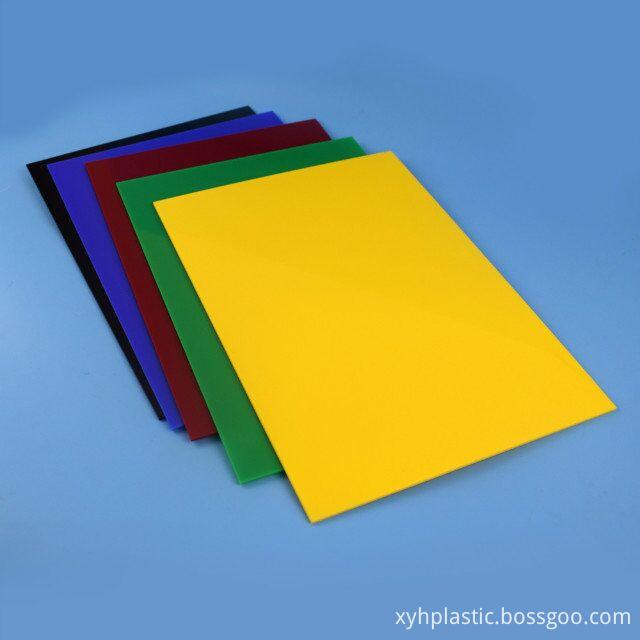 acrylic PMMA sheet 2