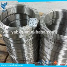 Сварочная проволока из нержавеющей стали используется для наплавки бурильных труб
