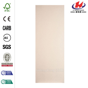 Smooth Flush Hardboard Bored Solid Core Door