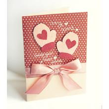 Impresión en offset Impresión de tarjetas de felicitación personalizada