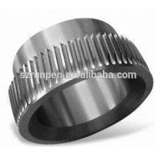 CNC Punching Aluminium Machine Parts
