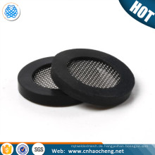 Filter Bildschirm Silikon Gummi Flachdichtung Wasserhahn Sanitär Schlauch Düse Dichtung Waschmaschine