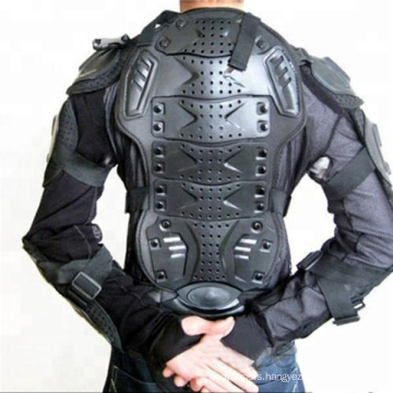 Breathable Elastic Mesh Material and Jackets Style Motorbike Waterproof Suit