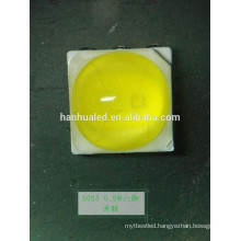 Good UV CURING LED 365+395nm bi-chip in SMD 5053 Mouted for led nail lamp