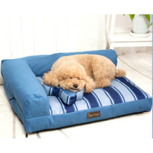 Kennel Detachable Four Seasons Type Canapé Grand Ours Pet Bed