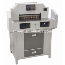Guilhotina de papel programada elétrica E520T